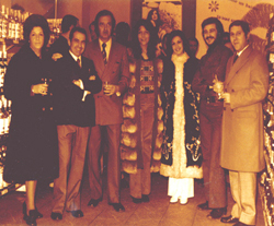 Inaugración 1968  Bodega Santa Cecilia