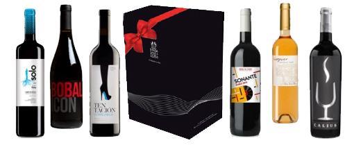 SantaBox: tu selección de vinos bimensual