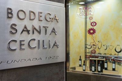 Club del Vino Bodega Santa Cecilia