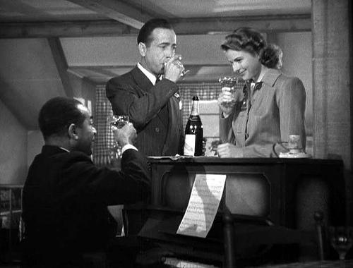 Casablanca-cóctel