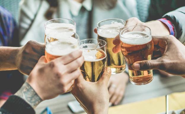 Viajando entre cervezas