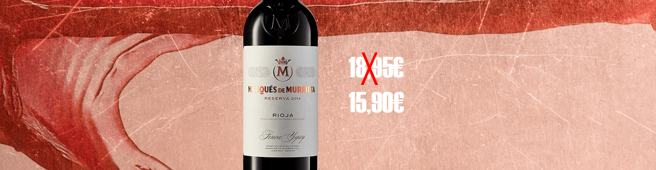 MARQUES DE MURRIETA RESERVA 2014/2015