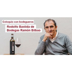 Coloquio con bodegueros: Ramón Bilbao