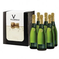 6/BT VILARNAU BRUT NATURE