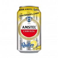 AMSTEL RADLER LATA 1/3 L.