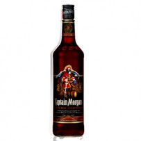 CAPITAN MORGAN BLACK JAMAICA RUM 40º