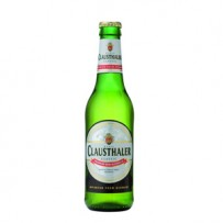 CLAUSTHALER SIN ALCOHOL 1/3 L.