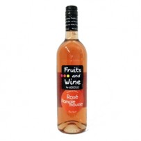 FRUITS AND WINE ROSE PAMPLE MOUSSE 7º
