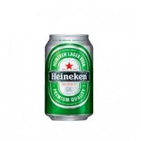 HEINEKEN LATA 1/3L.