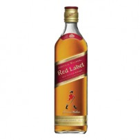 JOHNNIE WALKER RED LABEL OLD SCOTCH 40º