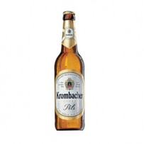 KROMBACHER BOTELLA 1/3L.