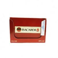 MINIATURA BACARDI C.B.PACK 12 UDS. 40º