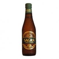 SAGRA PREMIUM LAGER 1/3L.