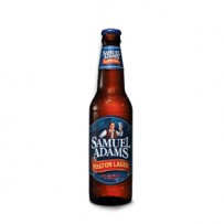 SAMUEL ADAMS BOSTON LAGER 1/3 L.