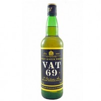 VAT 69 FINEST SCOTCH 40º