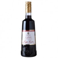 DOBLE CREMA CASSIS J.CARTRON 70CL. 19º