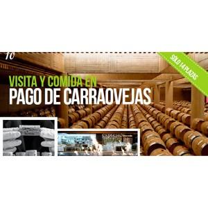 Visita y comida en Pago de Carraovejas