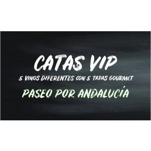 Catas VIP de Octubre: Paseo por Andalucía