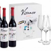 6/BT VIVANCO CRIANZA 2016 + 6 COPAS
