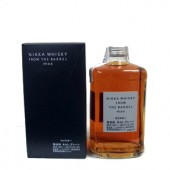 NIKKA FROM THE BARREL 50º 50 CL.