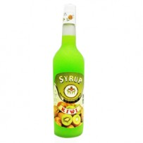 LICOR KIWI SIN ALCOHOL SYRUP 1L