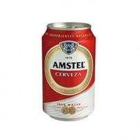 AMSTEL LATA 1/3L.