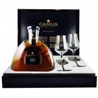 CAMUS X.O.  40º EST. LUJO + 2 COPAS