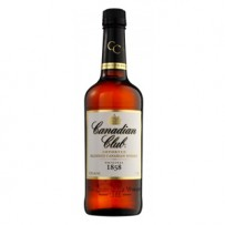 CANADIAN CLUB BARREL BLENDED 40º