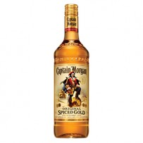 CAPITAN MORGAN SPICED GOLD 35º