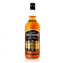 CIEN PIPER'S DE LUXE SCOTCH 40º