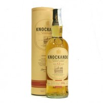 KNOCKANDO SINGLE MALT 43º