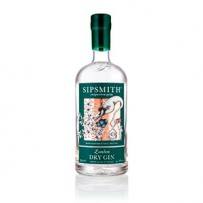 SIPSMITH LONDON DRY GIN 41,6º