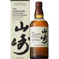 SUNTORY YAMAZAKI DISTILLER'S RESERVE 43º