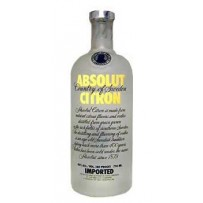 ABSOLUT CITRON 40º